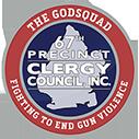 The 67th Precinct Clergy Council logo