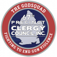 The 67th Precinct Clergy Council, retina logo