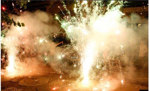 As Fireworks Complaints Explode, One Community Debates Best Response -WNBC WNBC