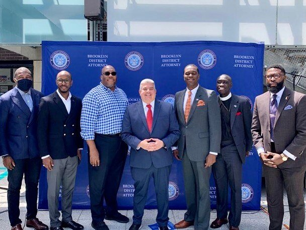 Brooklyn district attorney, 'God Squad' partnership aims to curb gun violence